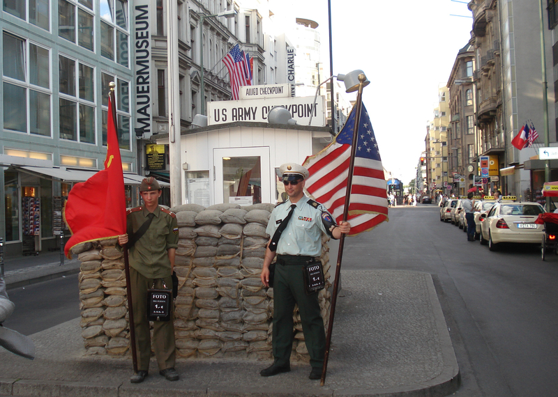 Checkpoint Charlie Berlino in un weekend