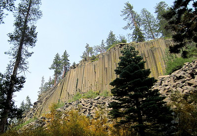 Devils Postpile National Monument -- 08/07/15