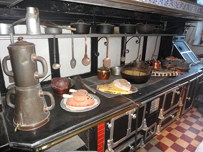 Les anciennes Cuisines du Chateau de Breteuil, Yvelines