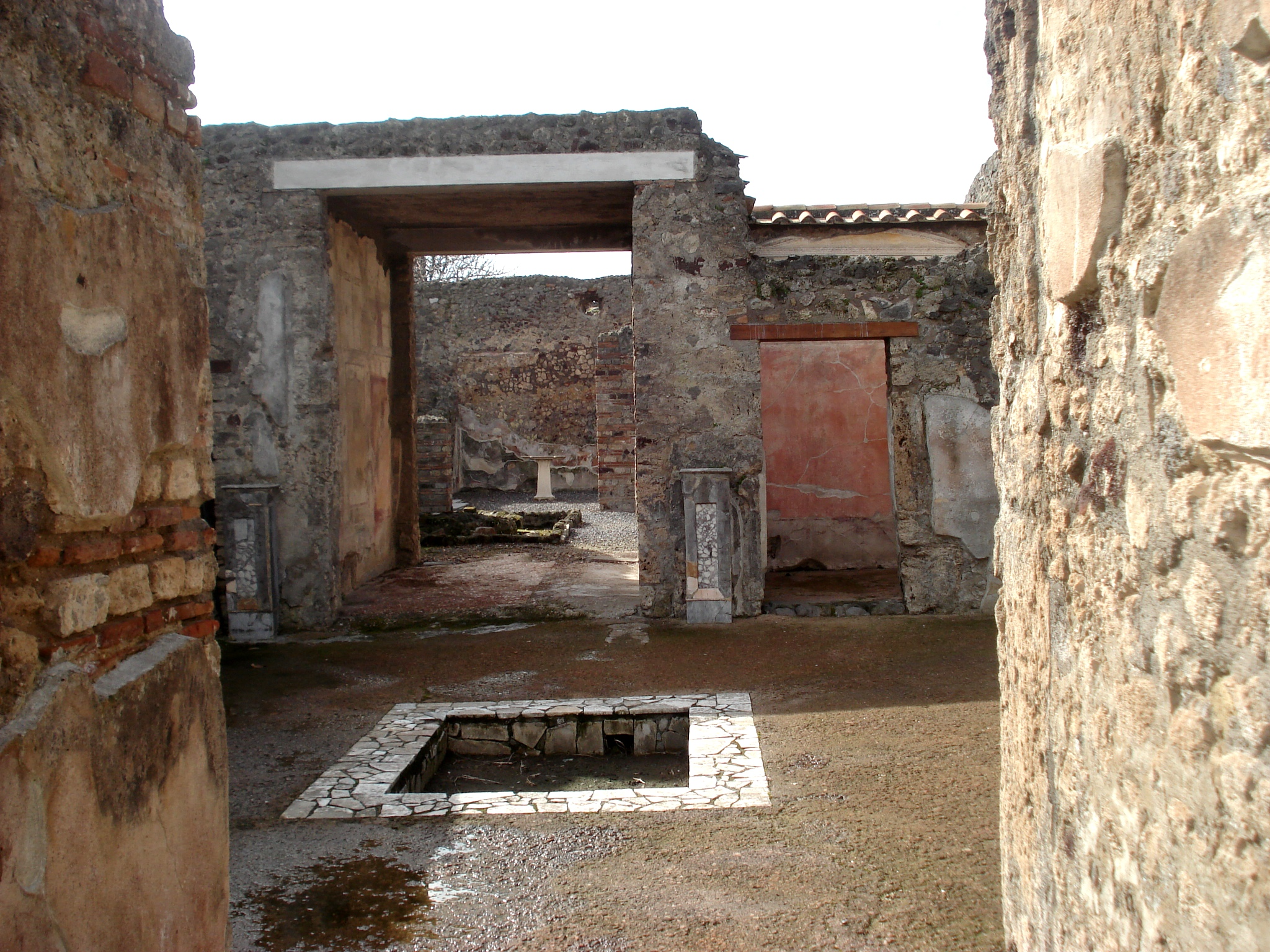 pompei ville