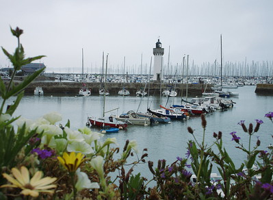 France, Bretagne,Morbihan,Port,Phare