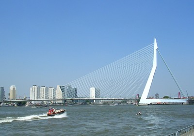 Les Ponts de Rotterdam, Hollande -- 26/12/11