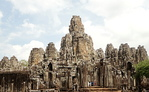 Angkor Bayon, le temple aux multiples visages, Cambodge