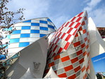 Découverte de la Fondation Louis Vuitton à Paris
