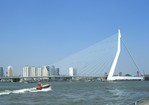 Les Ponts de Rotterdam, Hollande